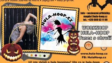 Halloweenský Workshop v Kobeřicích u Opavy je tu!